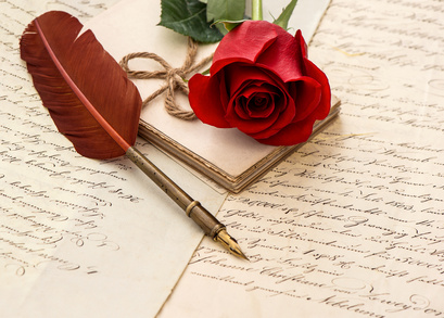 Writing a love letter Here are some romantic tips – Writing Romantic Letters