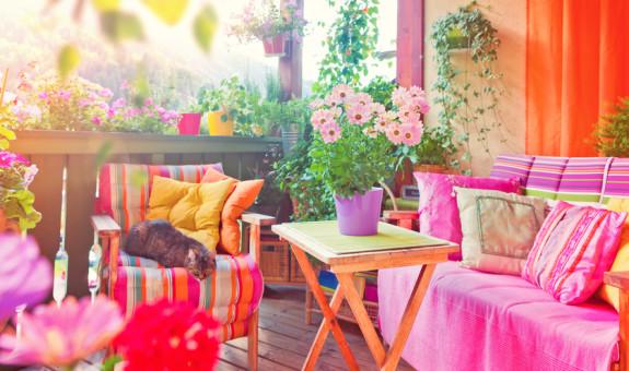 Oh, du schönes Balkonien - dein Guide für einen flotten Balkon