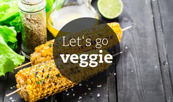 Einfach lecker: Veggie-BBQ