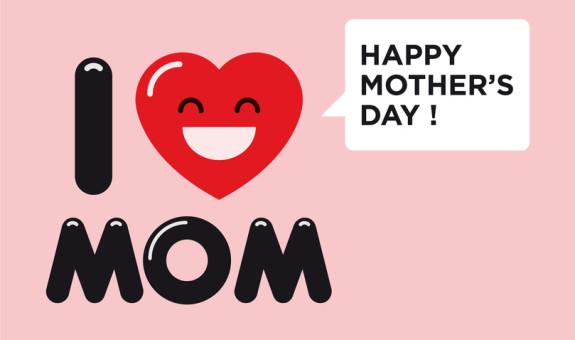 I love Mom: 8 Muttertagsgeschenke