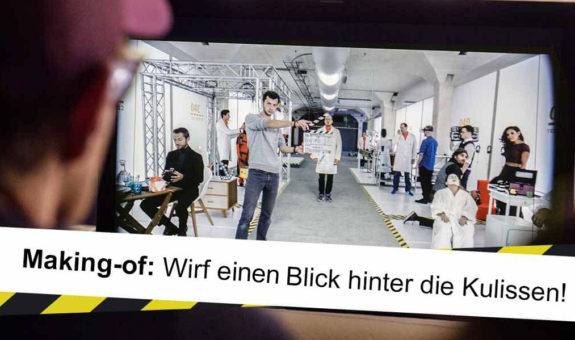 Making-of: Der geschenkidee.ch TVSpot