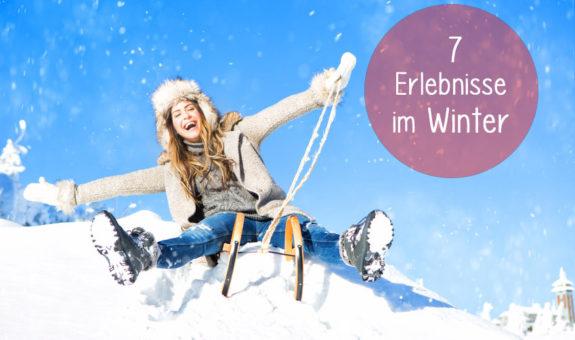Endlich Schnee: 7 Events für Winterkinder