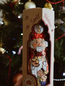 der Nikolaus oder eben der Samiklaus kommt bald.