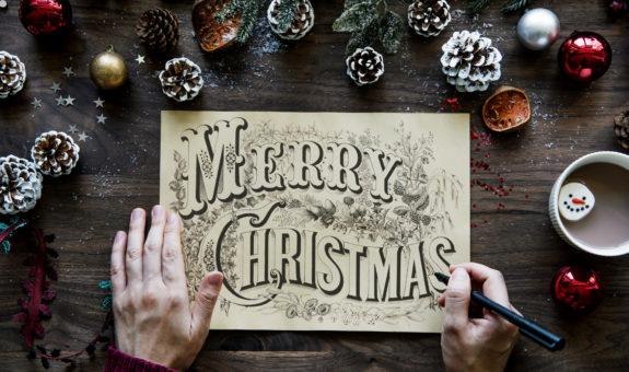 Weihnachtsdekoration für ein festliches Zuhause