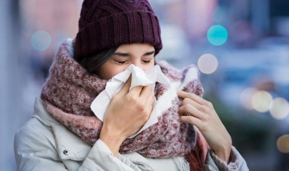 Keine Macht der Grippe - Fit durch den Winter