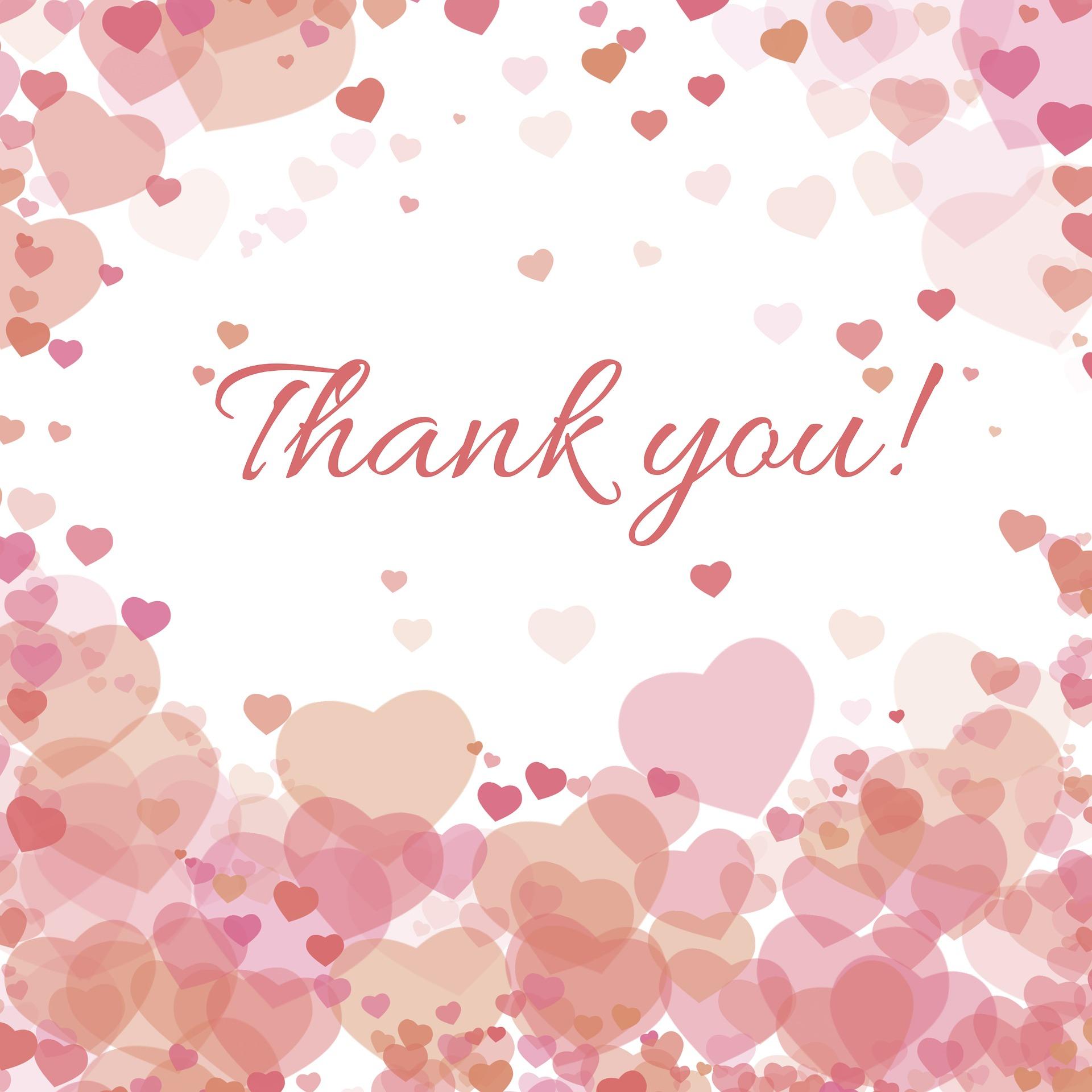 Einfach Mal Danke Sagen Blog Geschenkideech