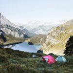 Trend-Ferien auf dem Campingplatz