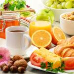 Frühstücken wie ein Kaiser