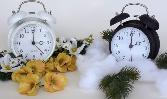 Es wird Winterzeit - die Zeitumstellung 2019