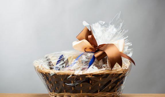 Geschenkkörbe - eine Geschenkidee für jeden Anlass