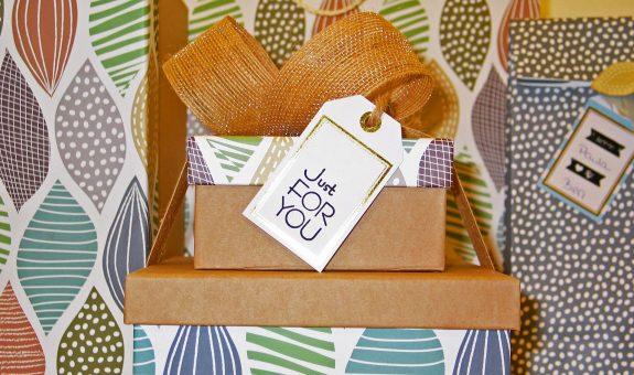 Geschenkboxen - Originelle Geschenke selber basteln