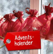 Kreiere deinen eigenen Adventskalender