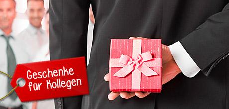Weihnachtsgeschenke für Kollegen