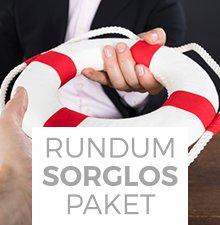 <p>Rundum-Sorglos-Paket -</p> <p>unsere Dienstleistungen im B2B.</p>