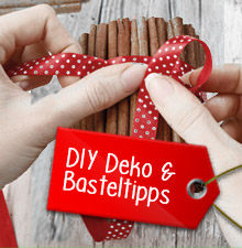 Do It Yourself, Deko- und Basteltipps