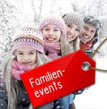 Events und Erlebnisse für die ganze Familie