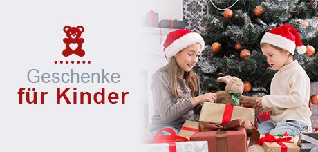 Die schönsten Weihnachtsgeschenke für Kinder