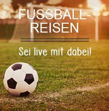 Möchtest du dein Fussballidol endlich einmal live erleben?