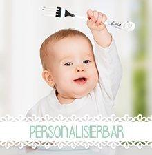 <p>Personalisierte Geschenke -</p> <p>Ganz persönliche Geschenke zur Geburt</p>
