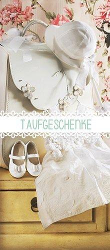 <p>Taufgeschenke -</p> <p>Besondere Geschenkideen zur Taufe</p>