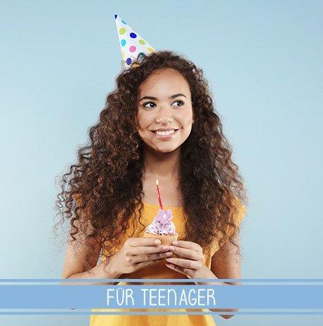 Geburtstagsgeschenke für Teenager