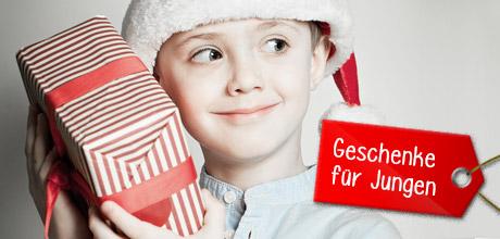 Weihnachtsgeschenke für Jungen