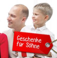 Weihnachtsgeschenke für Söhne