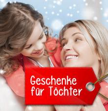 Weihnachtsgeschenke für Töchter