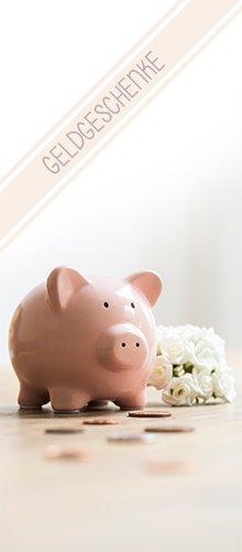 Geldgeschenke zur Hochzeit - Lustige Ideen & Verpackungen
