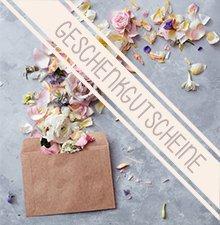 Individuelle Wünsche erfüllen - Gutschein schenken zur Hochzeit