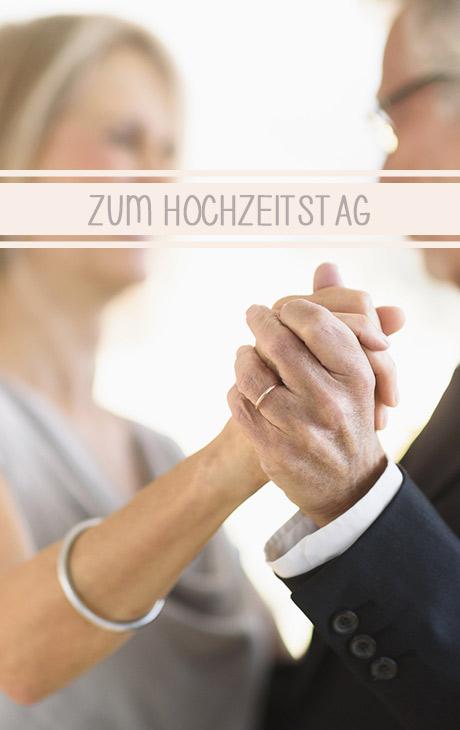 Zum Hochzeitstag - Persönliche & überraschende Geschenkideen