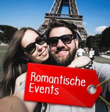 Romantische Erlebnisse für Paare