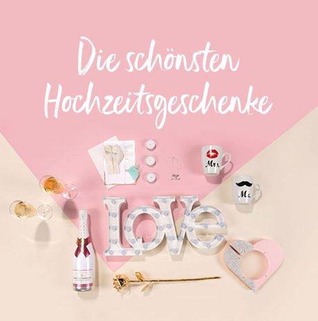 Die Schönsten Hochzeitsgeschenke 2018 Geschenkideech