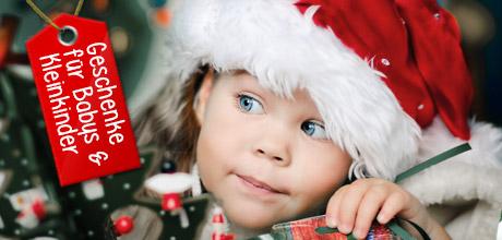 Weihnachtsgeschenke für Babys & Kleinkinder