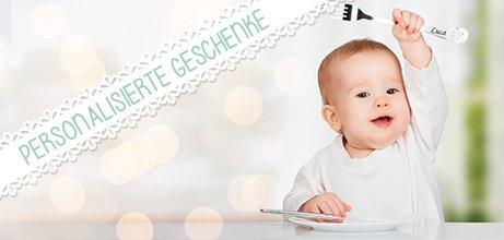 Personalisierte Geschenke für Babies