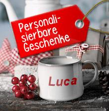 Ganz persönliche Geschenke zu Weihnachten