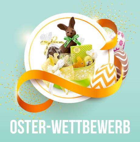 Oster-Wettbewerb: Jetzt mitmachen und süsse Preise gewinnen!