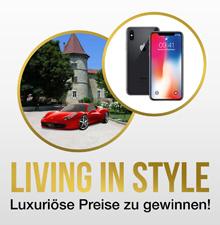 Ein Weekend in Luxus gewinnen!