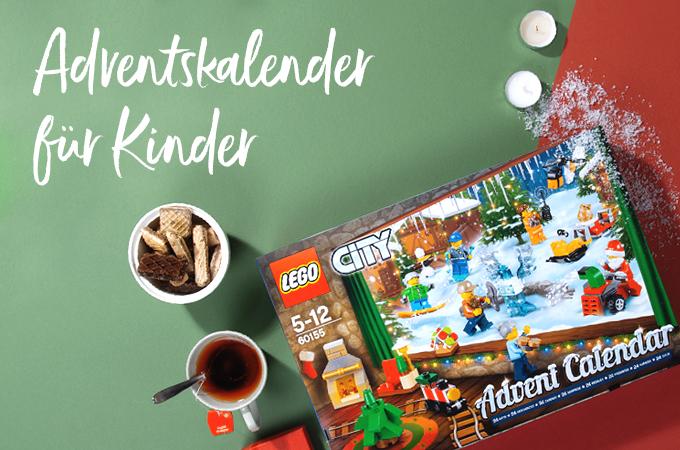 Die schönsten Adventskalender für Kinder!