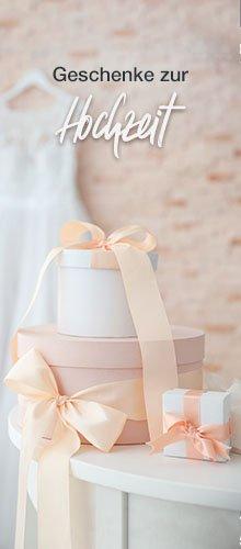 Die schönsten Hochzeitsgeschenke der Saison