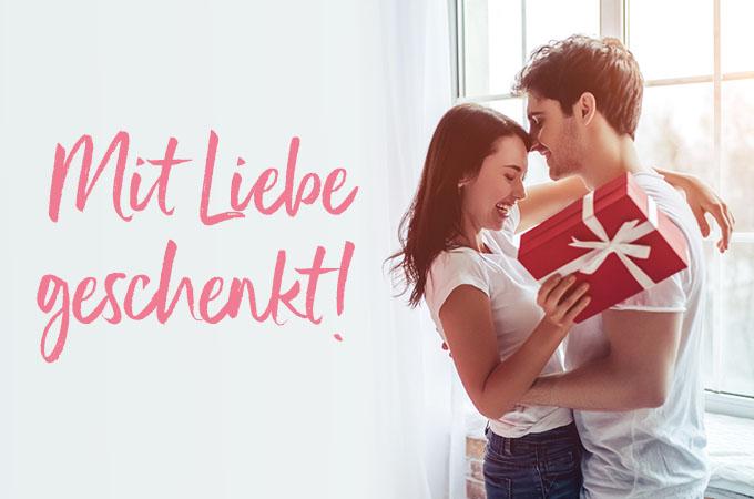 Die schönsten romantischen Geschenke für Sie und Ihn!