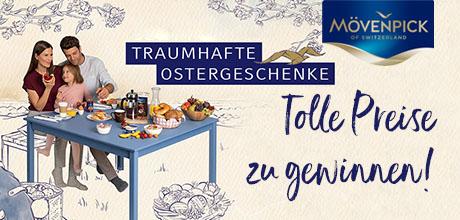 Der grosse Oster-Wettbewerb von Mövenpick Fine Foods und geschenkidee.ch