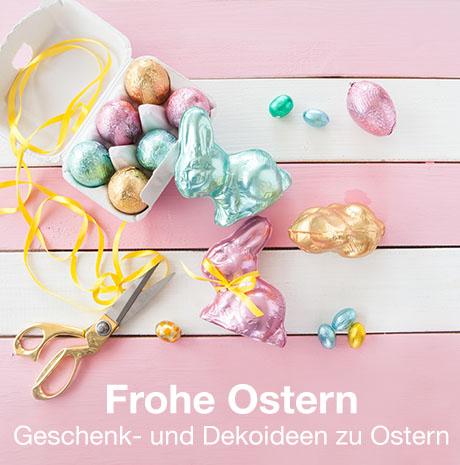 Schöne Ostergeschenke und Dekoideen