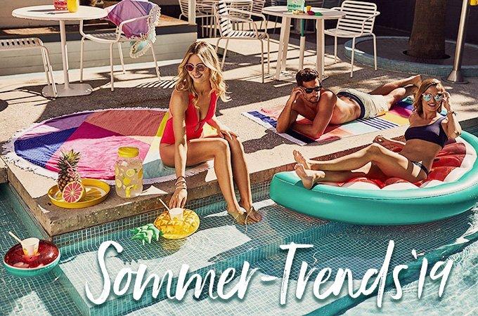 Die coolsten Sommertrends 2019!