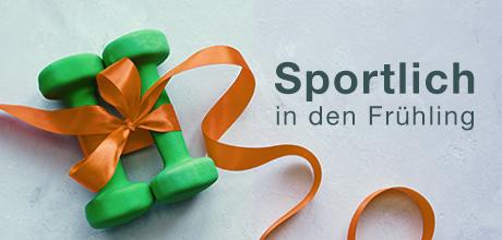 Geschenkideen aus dem Bereich Sport & Freizeit