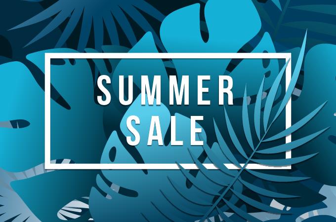Die coolsten Sommerprodukte im Sale