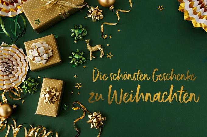 Die schönsten Weihnachtsgeschenke!