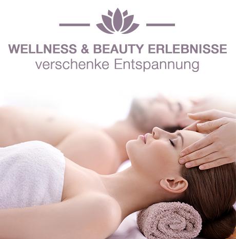 Die schönsten Wellness- und Beauty-Erlebnisse zum verschenken