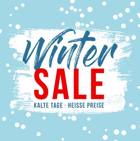 Winter-Sale: Die besten Schnäppchen