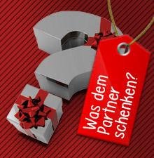Geschenkideen für den Partner